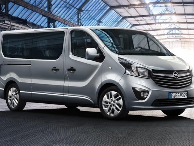 Minibus for rental for 4 - 8 passengers